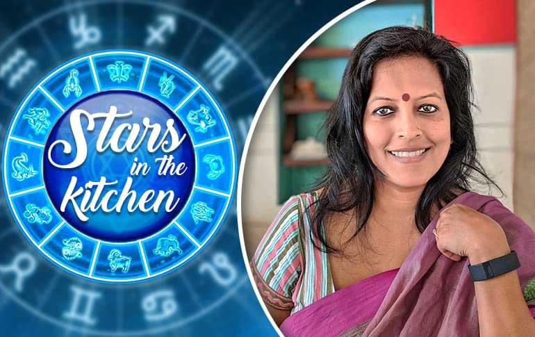 Nandita Iyer-'Stars in the Kitchen'