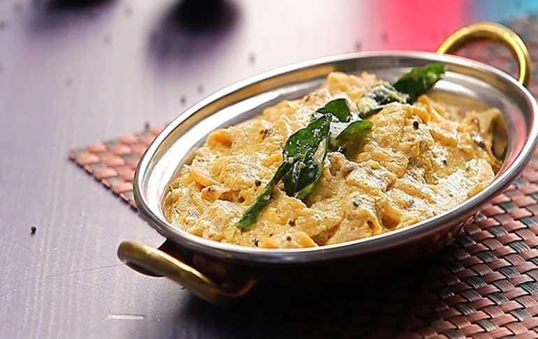 Gujarati Rotli Nu Shaak By Chef Kamini Patel