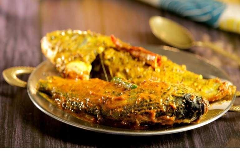 Macher Ganga Jamuna Recipe By Ananya Banerjee