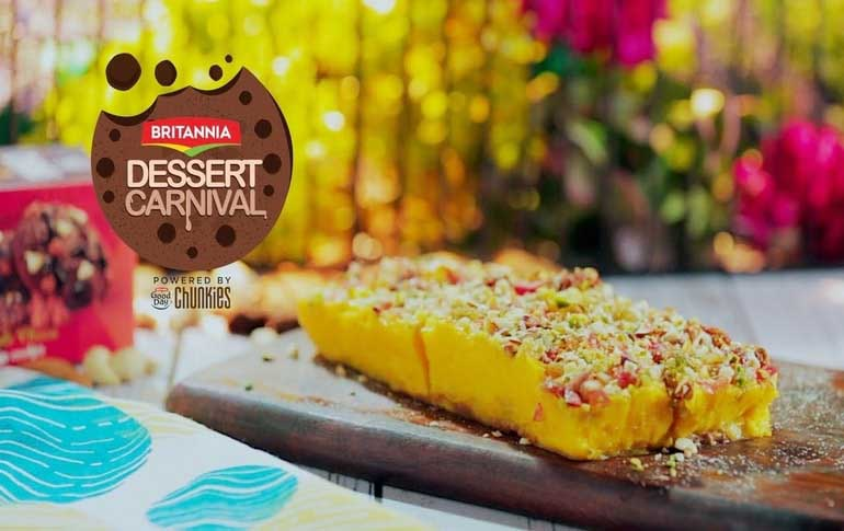 Biscuit Pudding Cake Recipe By Shipra Khanna