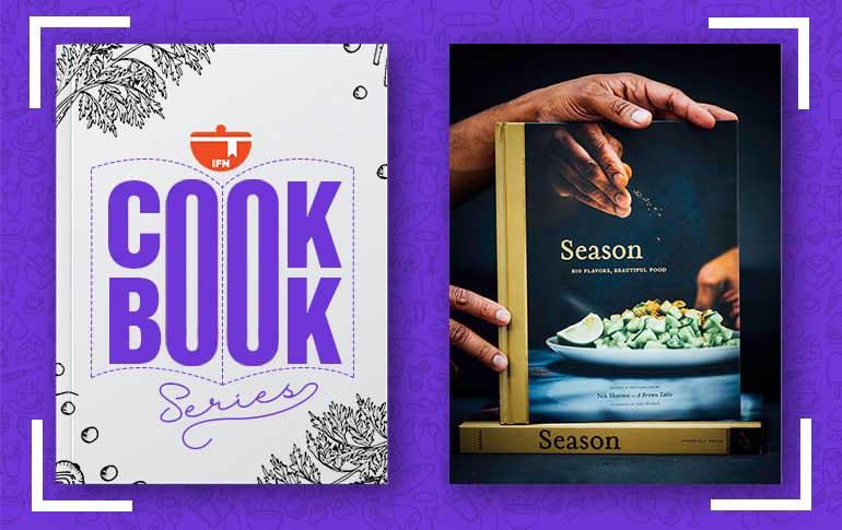 Nik Sharmas Season: The culinaire extraordinaires story told through recipes & anecdotes