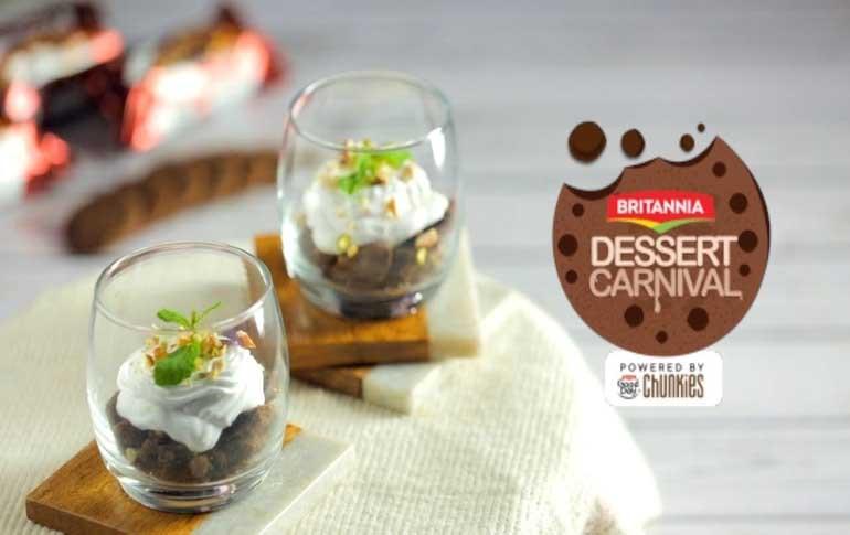 Nutty Parfait Recipe By Shipra Khanna