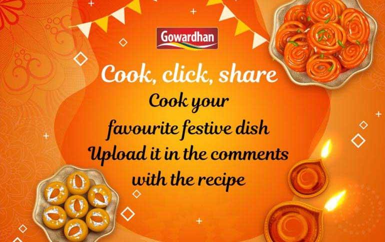 Pyaar Bhari Diwali With Gowardhan Ghee