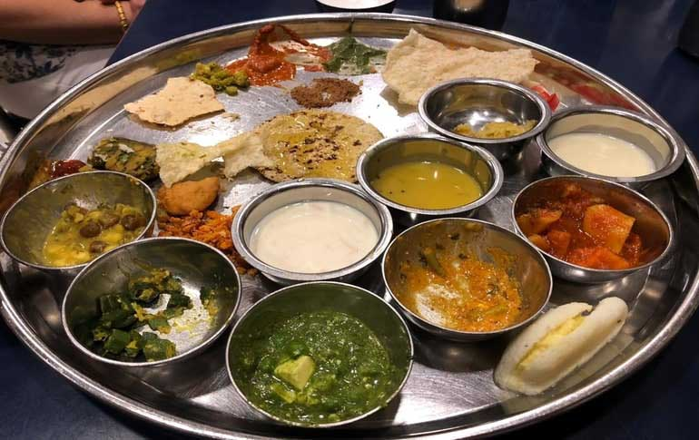 The world's best thali
