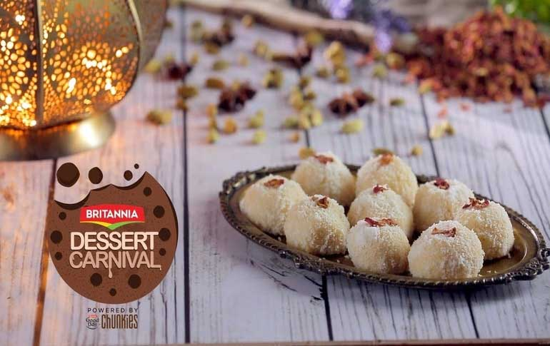 Instant Coconut Ladoo Recipe By Nandita Iyer