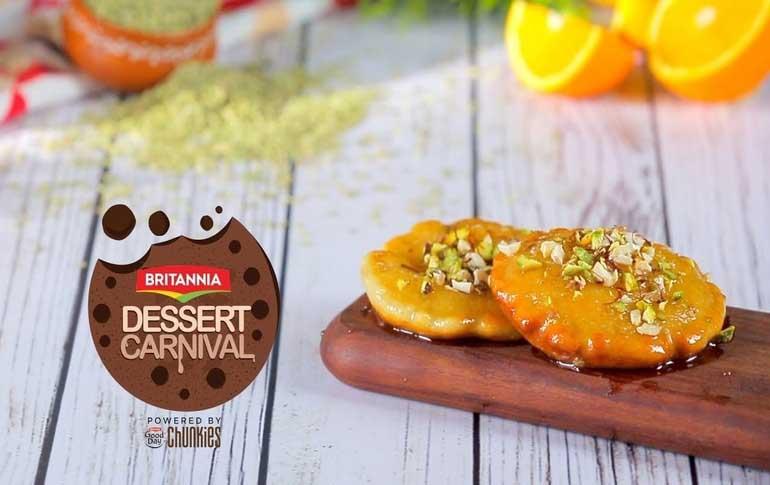 Orange Malpua Recipe By Kabita Singh