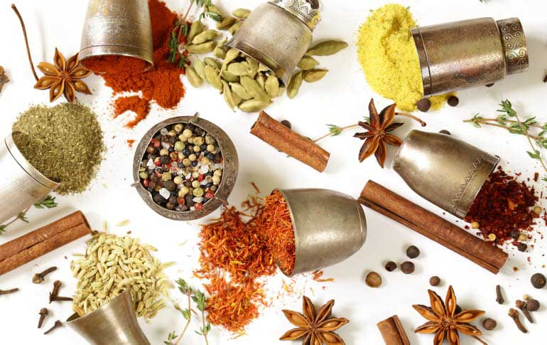 5 Spices That Help Boost Your Immune System