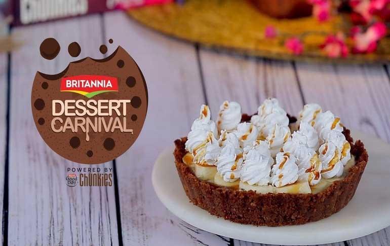 Delicious Banoffee Pie Recipe By Amrita Raichand