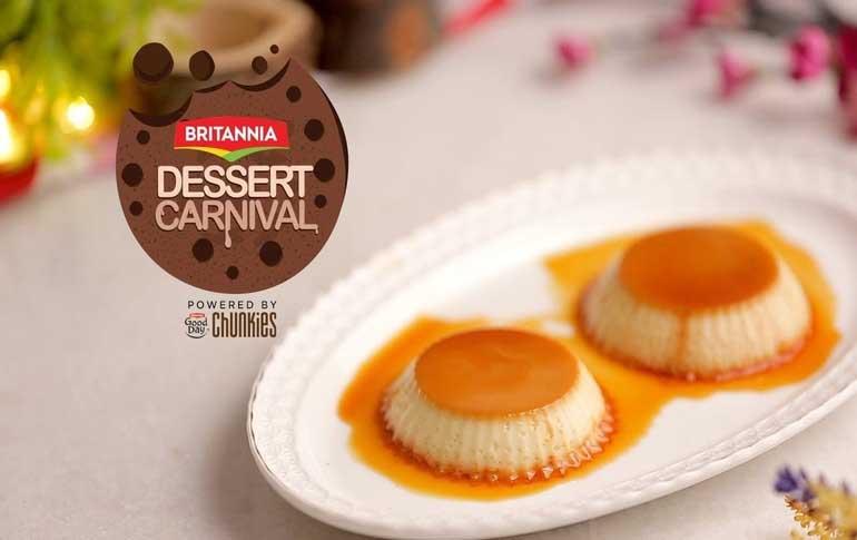 Perfect Caramel Custard Recipe