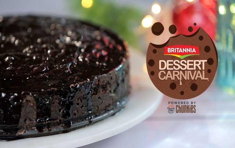 Chocolate Cardamom Espresso Cake Recipe By Kamini Patel