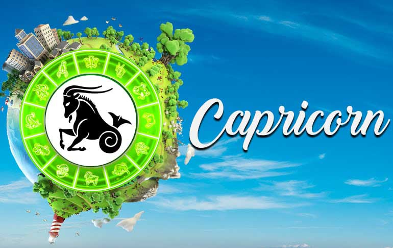 Keep It Simple, Make It Quick -That's Capricorn!