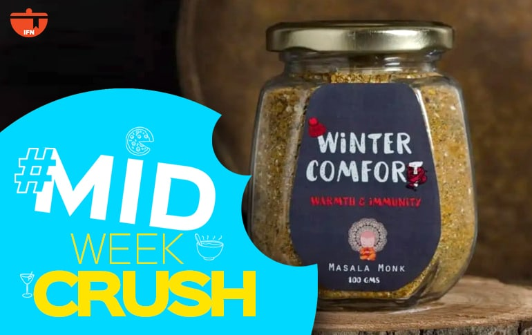 Midweek Crush: Winter Comfort by Ammiji Masala Monk