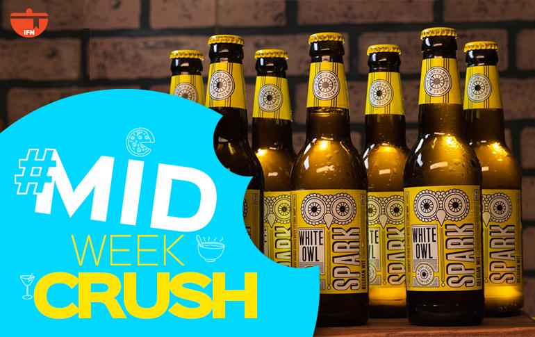 Midweek Crush-White Owl Beer