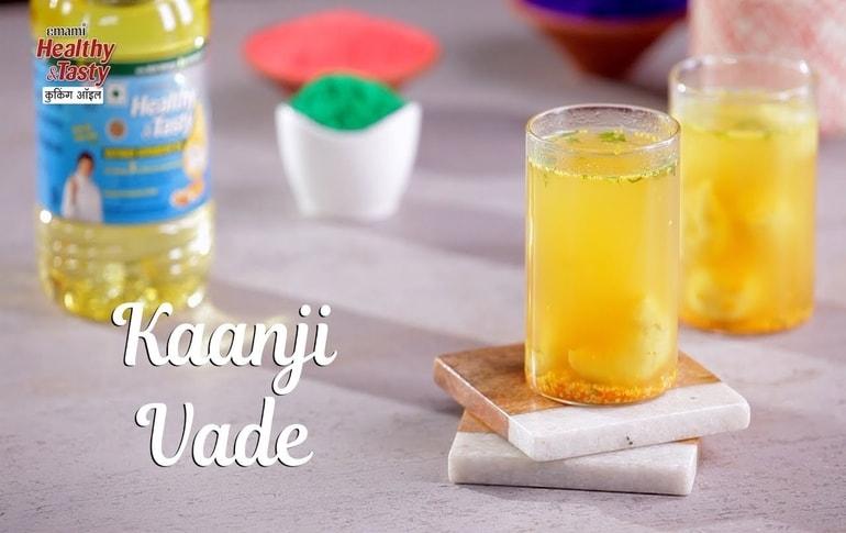 Rajasthani Kaanji Vade Recipe By Harpal Singh Sokhi