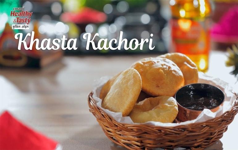 Moong Dal Khasta Kachori Recipe By Harpal Singh Sokhi