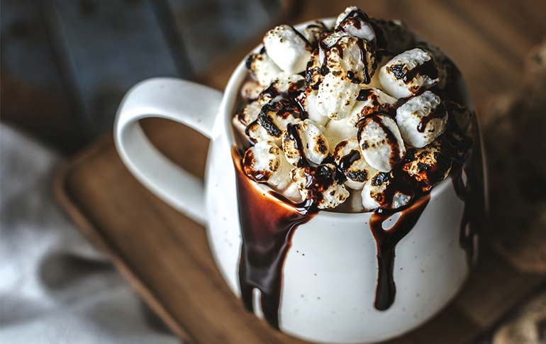 Hot Chocolate Could Solve Fatigue Problems