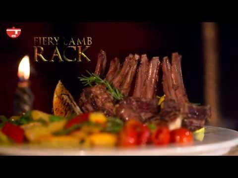 Fiery Lamb Rack GoT Special Recipe