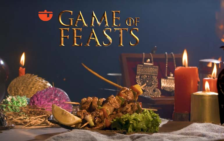 Turn Your Game of Thrones Party into a Game of Feasts
