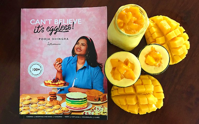 My Experiments with Pooja Dhingras Eggless Dessert Recipes