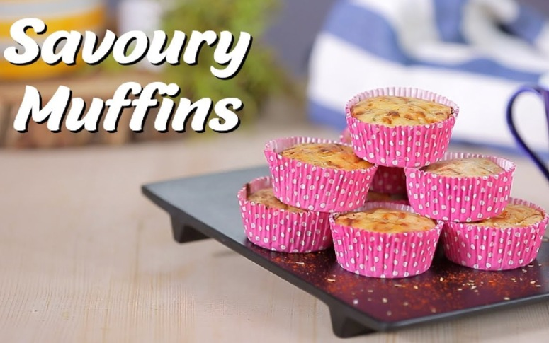 Try This Savoury Muffins Recipe For Your Next House Party