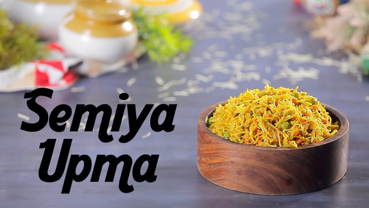 Fix Yourself a Quick Breakfast with This Semiyan Upma Recipe