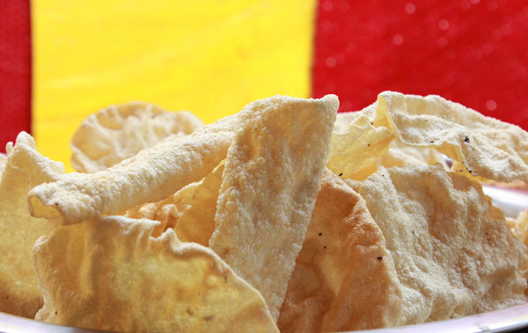 You Can Soon Munch on Lays Papad