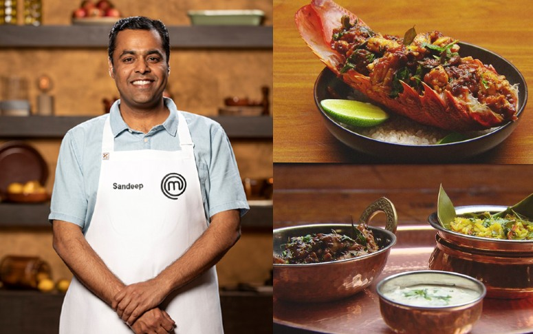 MasterChef Australias Sandeep Pandit is in a Curry Controversy