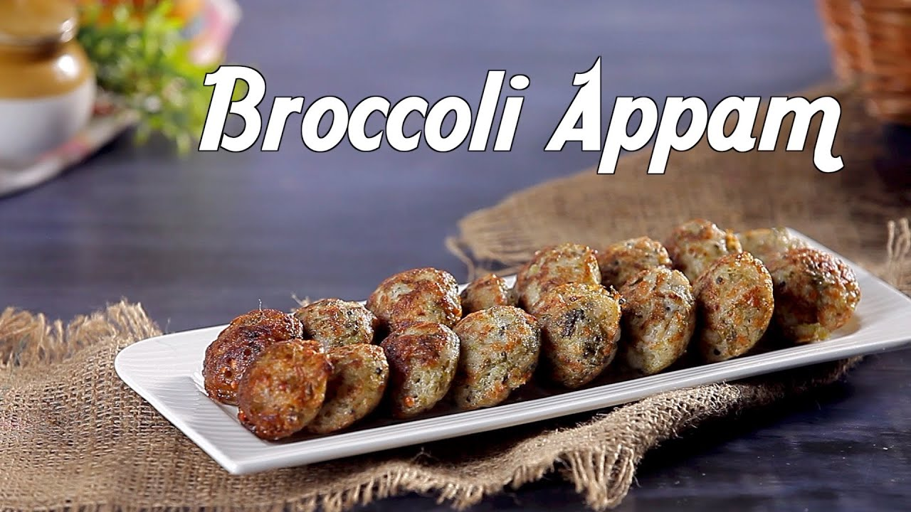 South Indian Recipes | Check Out This Broccoli Appam Recipe