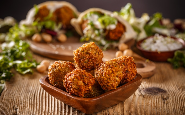 Who Wins The Fight Over Falafels? Find Out.