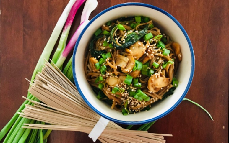 Tried & Tested: Soba Noodles Recipe