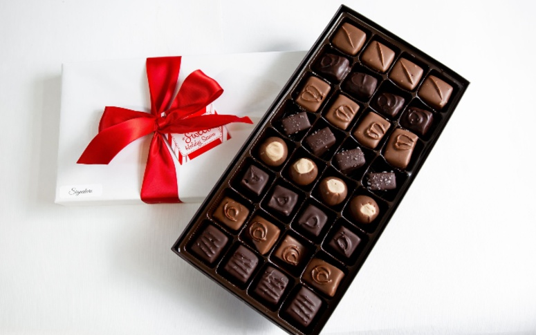 Into The World Of Chocolates With The 58-Year-Old Winans Chocolates