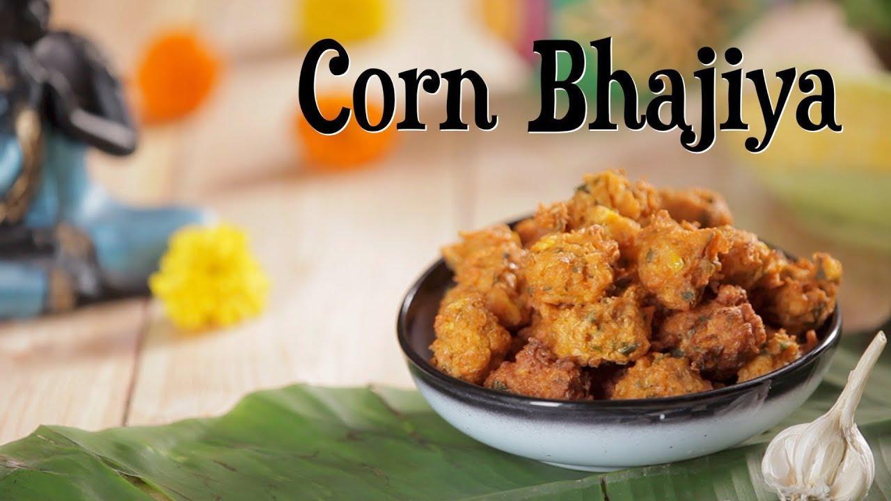 Tamil Recipe: Corn Bhajiyas