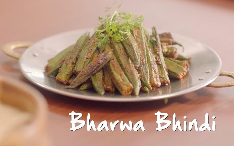 3-Simple Steps To Make Bharwa Bhindi And Its Genius