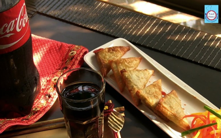 This Chinese Samosa Recipe Is A Perfect Snack-Time Indulgence