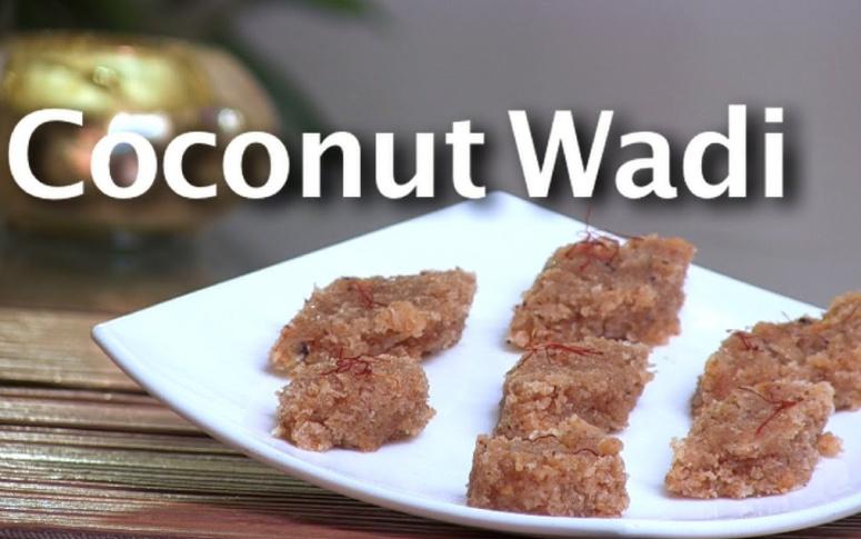Dessert Recipe | Coconut Wadi