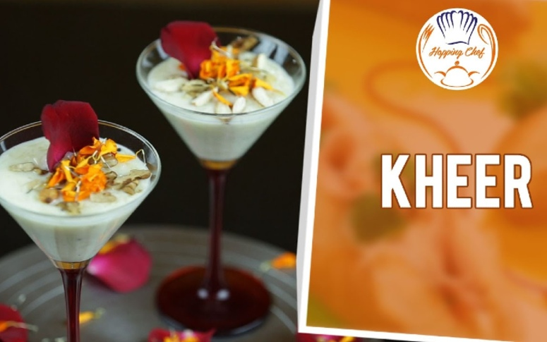 Make This Perfectly Rich & Creamy Kheer At Home