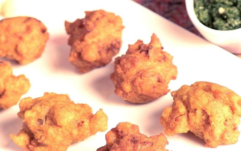 Snack Recipes | Dal Pakoras