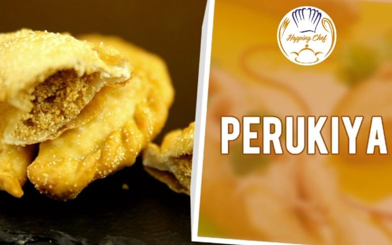 Dessert Recipe| Gujia (Perukiya)