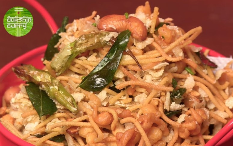 Snack Recipes| Poha Chivda