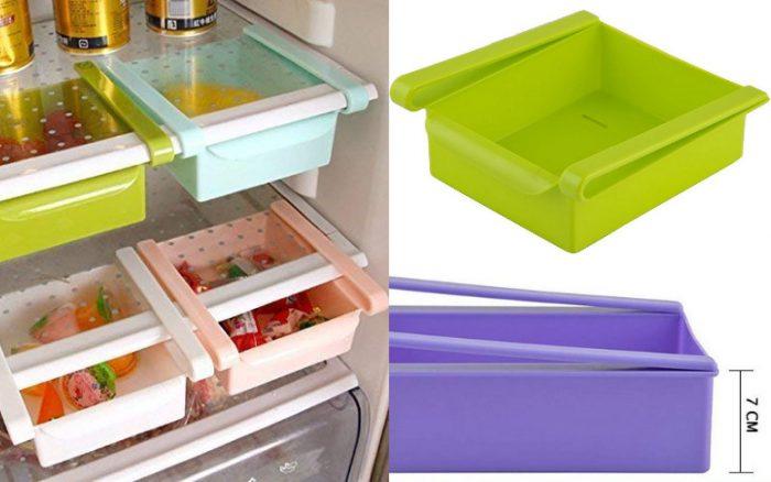 Refrigerator-organizer