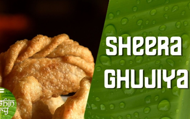 Dessert Recipes | Sheera Gujiya
