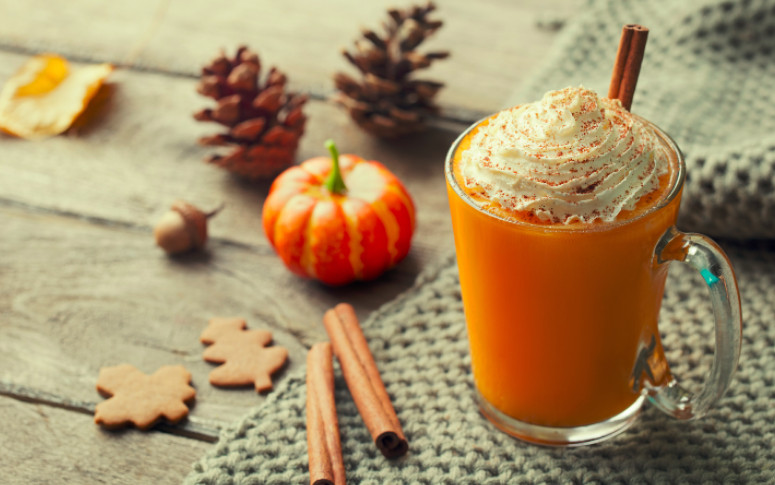 How To Make Pumpkin Spiced Latte At Home