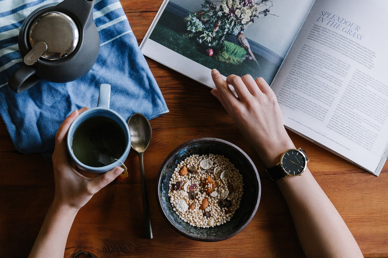 Weekend Fix: What To Binge Watch And Binge Eat
