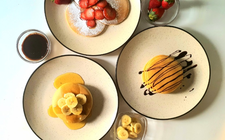 3 Types Of Pancakes That Are Absolute Breakfast Goals