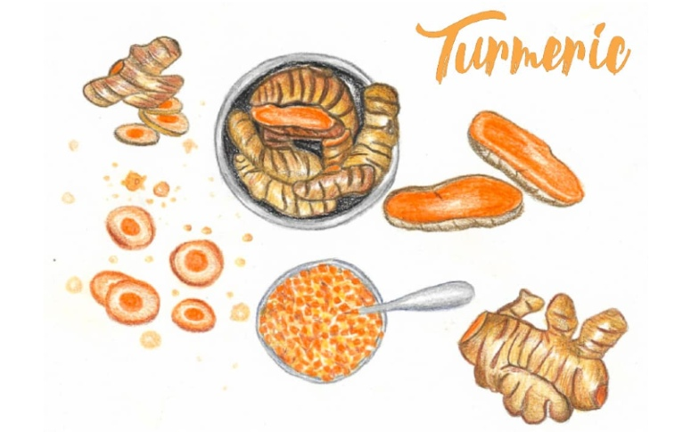 A Quick Guide To Consume Fresh Turmeric Before The Season Ends