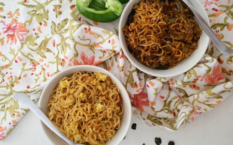 Masala Maggi 3 Ways: Indias Favourite Lockdown Recipe