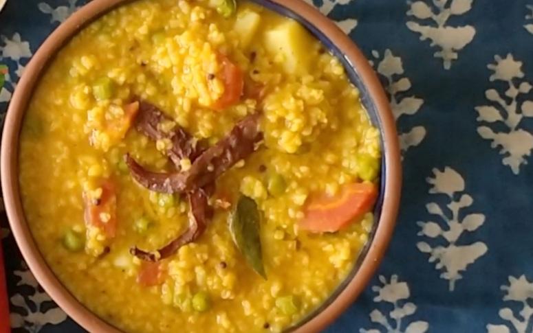 One-Pot Meal: Fada Ni Khichdi