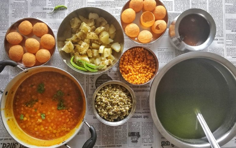 The Ultimate Guide To Making Street Style Pani-Puri At Home