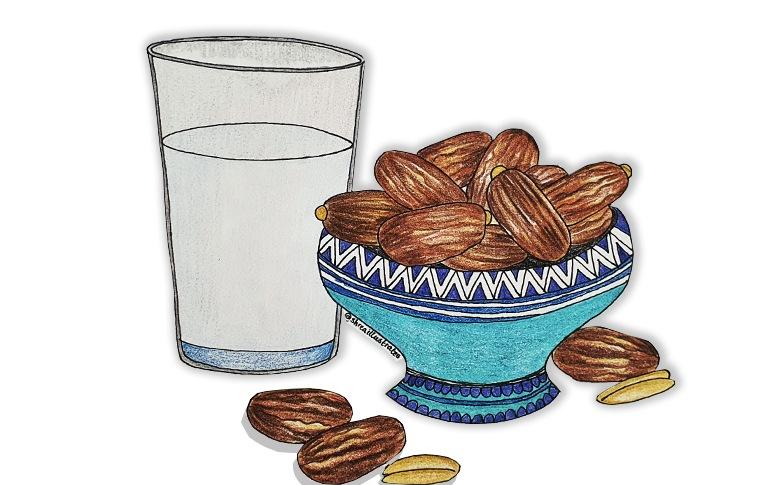 Lockdown Ramzan: The Improvised Iftar Menu