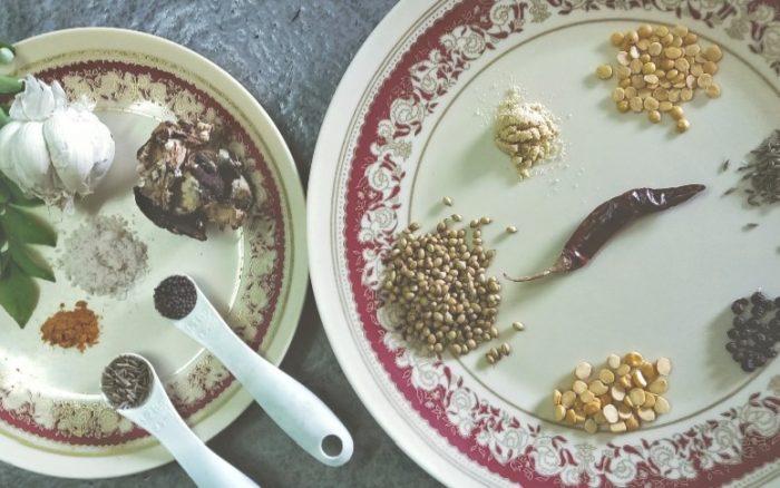 Poondu-Ingredients